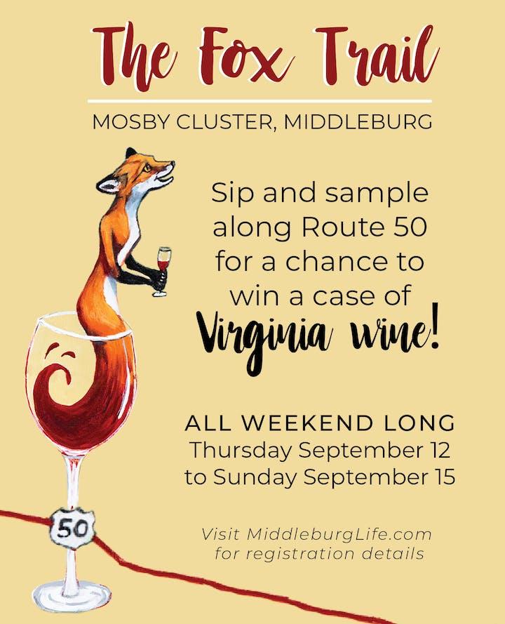 The Fox Trail Tickets, Thu, Sep 12, 2019 at 12:00 AM