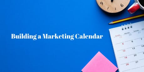 Lunch and Learn - Building a Marketing Calendar tickets