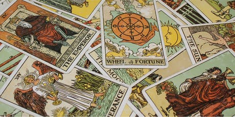 4 Week Introduction to Tarot Reading tickets