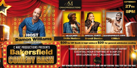 Bakersfield Comedy Bash tickets