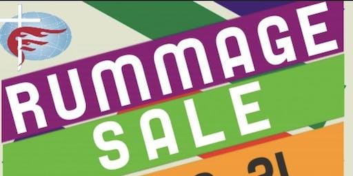 Sugar Grove Free Methodist Church Rummage Sale