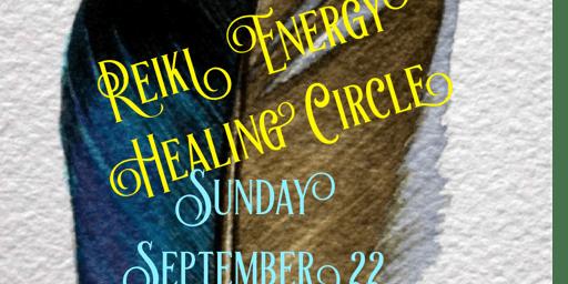 Sacred Reiki Energy Healing Circle