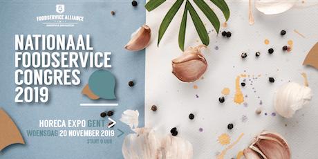 NATIONAAL FOODSERVICE CONGRES 2019 tickets