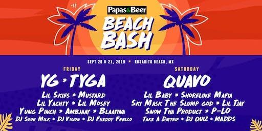 Papas and Beer Beach Bash 2019