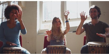 Djembe Drumming and Singing Workshop tickets