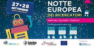 Oh my Robots! by MindSharing.tech  @Notte Europea dei...
