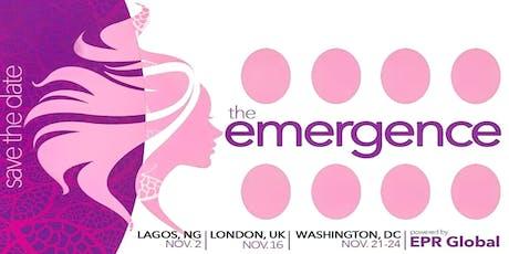 EPR Global Conference: The EMERGENCE (Registration Fee Link Below) tickets