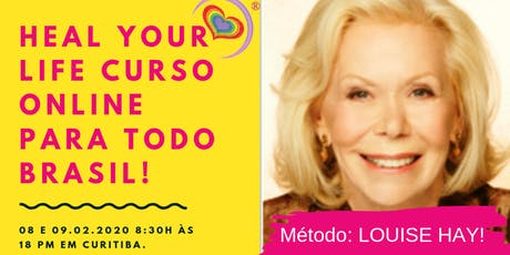 Workshop HYL- Louise Hay método! Curitiba ingressos
