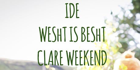 IDE heads to Clare tickets