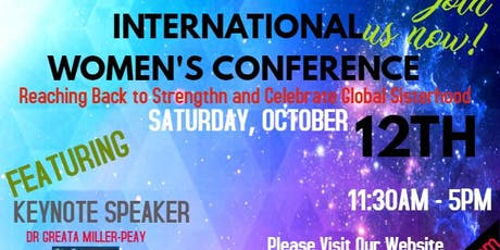 3rd Annual CMS NAA'S International Women's Conference tickets