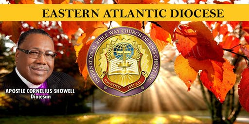 Eastern Atlantic Diocese 2019 Fall Diocese Fellowship