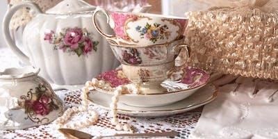Afternoon Tea... Vintage Edition!