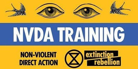 Non-Violent Direct Action (NVDA) Training tickets