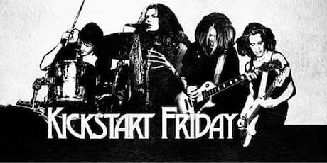 Kickstart Friday + Charles Clark tickets