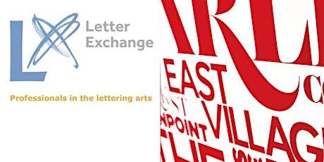 Letter Exchange Lecture by Jean François Porchez tickets