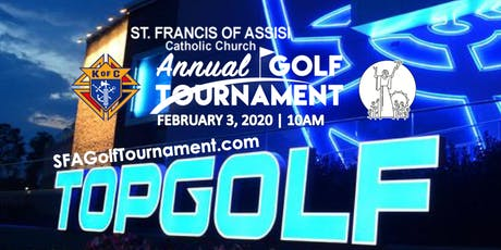 ST. FRANCIS OF ASSISI TOPGOLF TOURNAMENT tickets