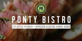 Ponty Bistro 5 year Anniversary