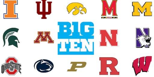 BIG10 Football Week 7