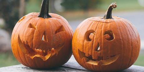 Halloween Pumpkin Spooktacular tickets