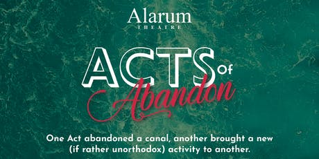 Acts of Abandon: The Rock of Gibraltar  tickets