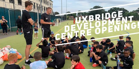 Free Skills Session for Children in Uxbridge - Football Icon Academy tickets