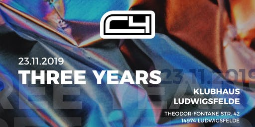 C4 Three Years
