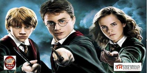 Harry Potter Trivia Night PENTICTON!