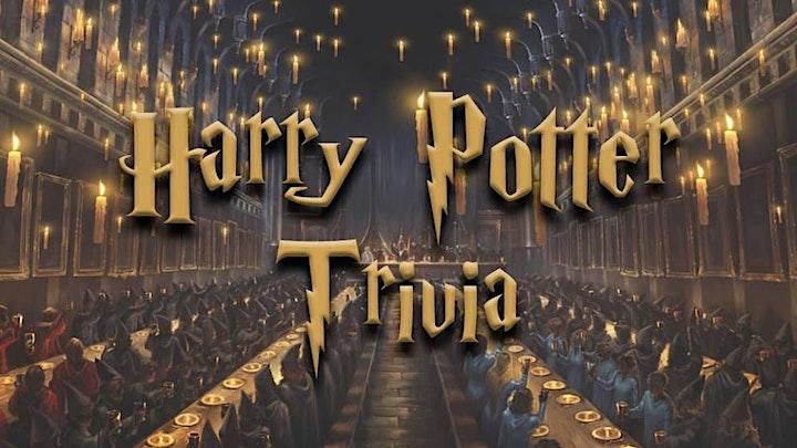 Harry Potter Trivia Night PENTICTON! image