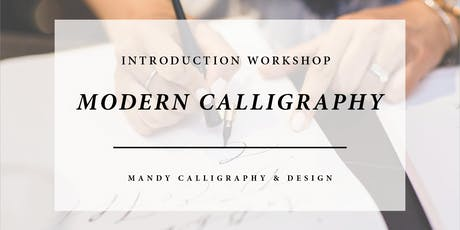 Beginner Calligraphy Workshop taught to over 100 students! tickets