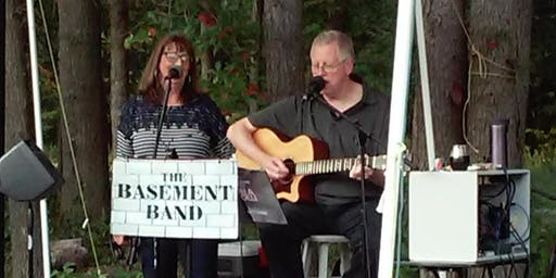 LIVE MUSIC - Basement Band 1:30pm-4:30pm