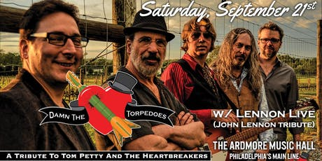 Damn The Torpedoes (Tom Petty Tribute) w/ Lennon Live tickets