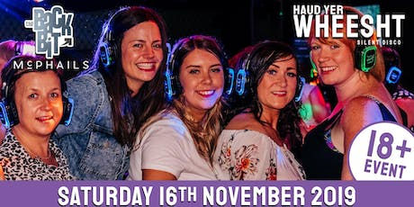 HYW 18+ Silent Disco at McPhails (Saturday 16th November) tickets