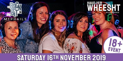 HYW 18+ Silent Disco at McPhails (Saturday 16th November)