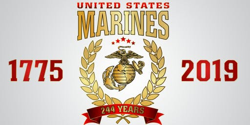 Marine Corp Birthday Tactical Shoot