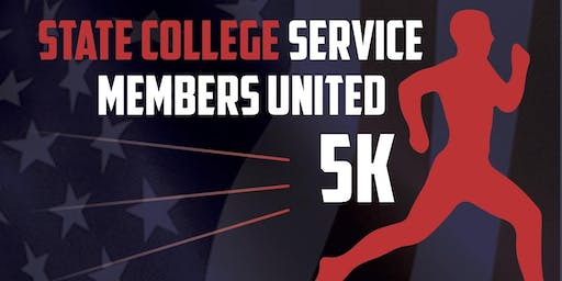 State College Service Members United 5K