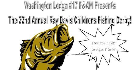 Children's Fishing Derby! tickets