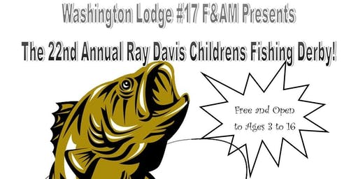Children's Fishing Derby!