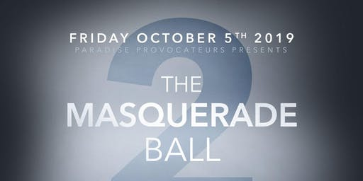 The Masquerade Ball 2 hosted by Damian Lillard @ Division Heights