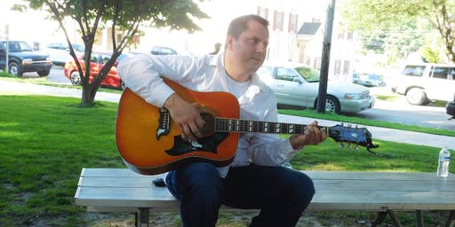 LIVE MUSIC - Randy Moorehead 1:30pm-4:30pm