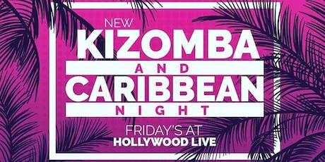 Kizomba and Caribbean Fridays tickets