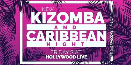 Kizomba and Caribbean Fridays