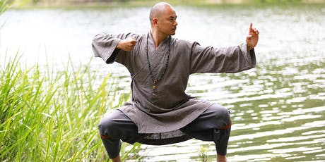 Shaolin Internal Qi Gong Breathing Workshop tickets