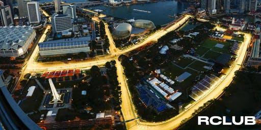Singapore Grand Prix @ RCLUB