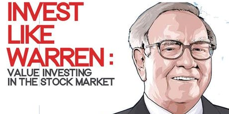 Investing Like Warren Buffett tickets