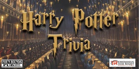 Harry Potter Trivia Night KAMLOOPS! tickets