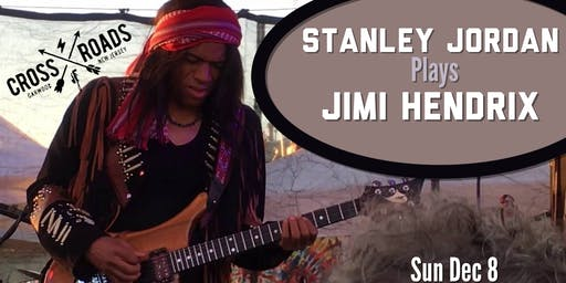 Stanley Jordan plays Jimi Hendrix
