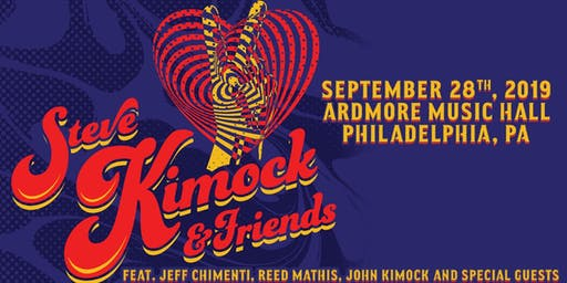 Steve Kimock & Friends ft. Jeff Chimenti, Reed Mathis, & John Morgan Kimock
