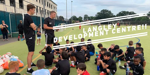 Free Skills Session For Children in Langley - Football Icon Academy
