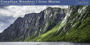 Canadian Wonders | Gros Morne - Photography Workshop