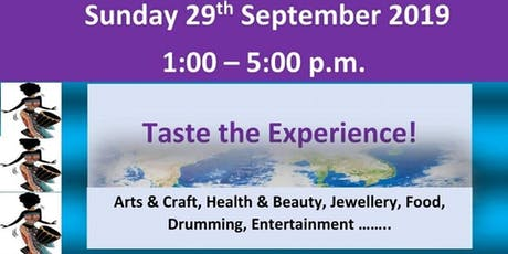 COMMUNITY CULTURAL MARKET IN STOCKPORT tickets